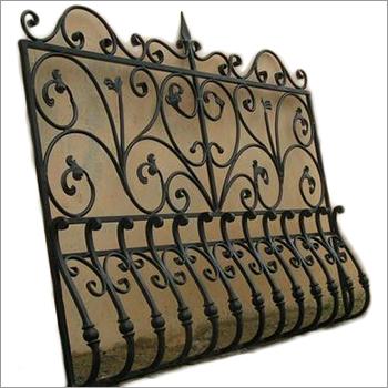Iron Grill Gates