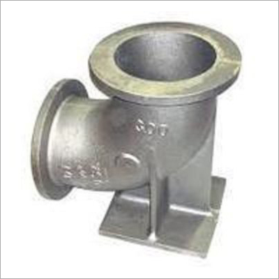 High Pressure Silver Stainless Steel Sand Casting