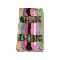 Gopal Cotton Stranded Embroidery Skiens ( Embroidery Floss)