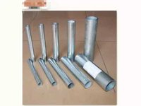 Galvanized Steel GI Conduit Pipe ( Electrical Application) Size: 25 MM ISI - 9537 Part -2