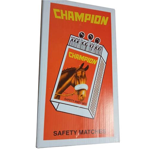 Champion Brand Match Boxes