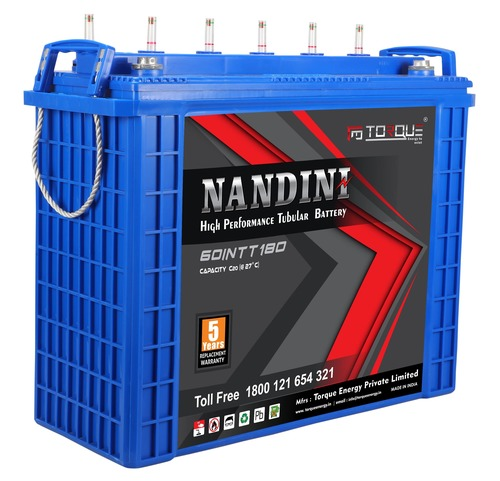 Tubular battery 60INTT180