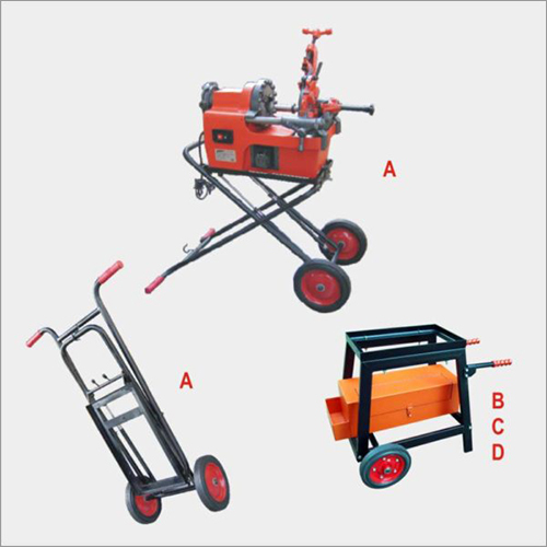 Carriage Stand For Electric Pipe Threading Machine