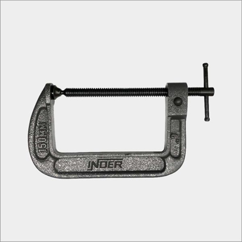 Quick Release G-Clamp (Ductile Iron)