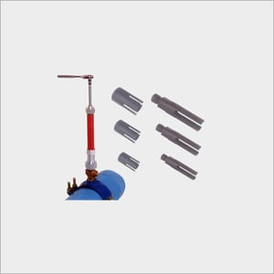 Online Under Pressure Drilling Machine For Pvc, Pe And Ac Pipe