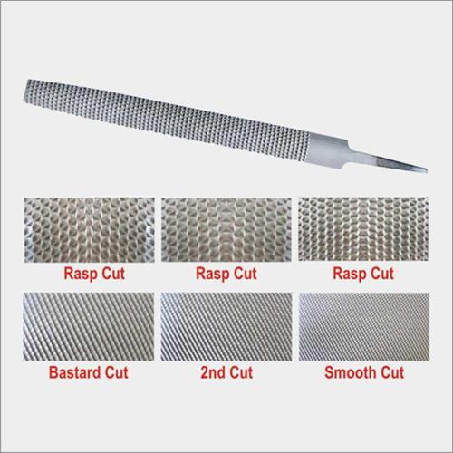 Half Round Wood Rasp Files