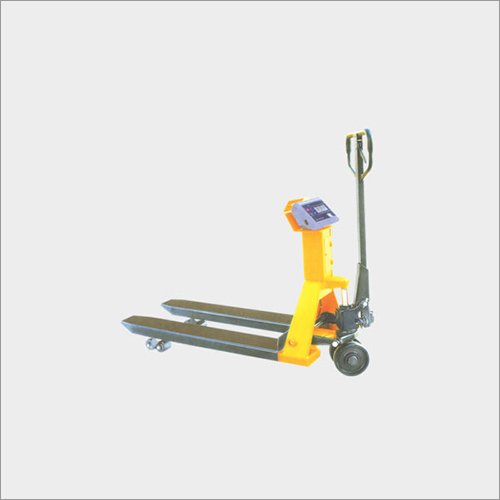 Hydraulic Pallet Truck (With Scale)