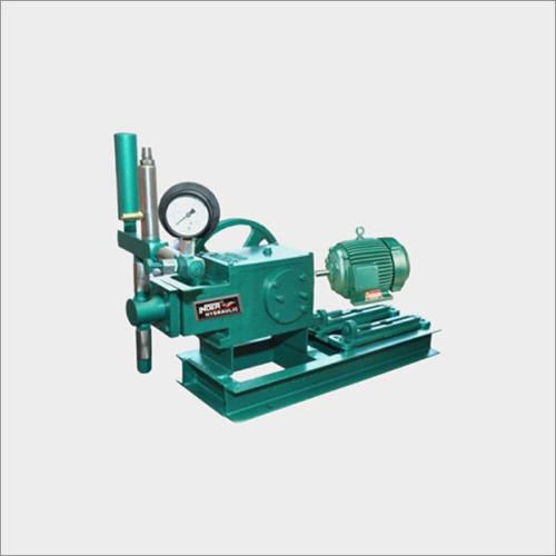 Motorised Testing Pump (Heavy Duty)