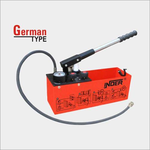 Hydraulic Testing Pump (German Type)