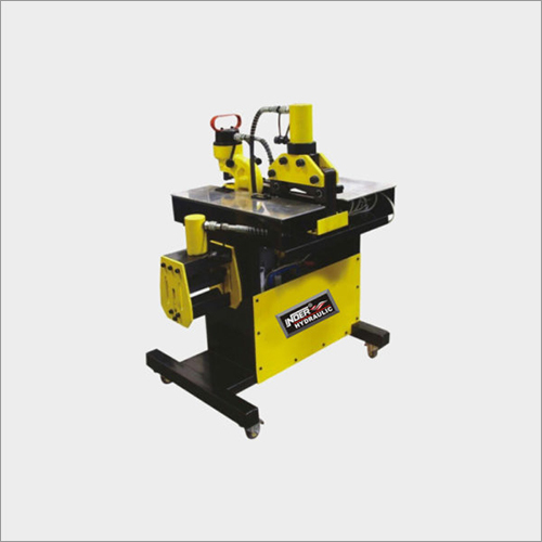 Multifuntional Line Production Machine (For Cutting-punching-bending)
