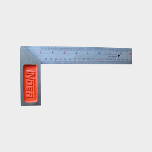 TRY SQUARE (Stainless Steel Blade)