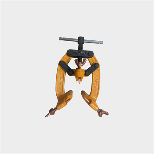 PORTABLE PIPE WELDING ALIGNMENT CLAMP