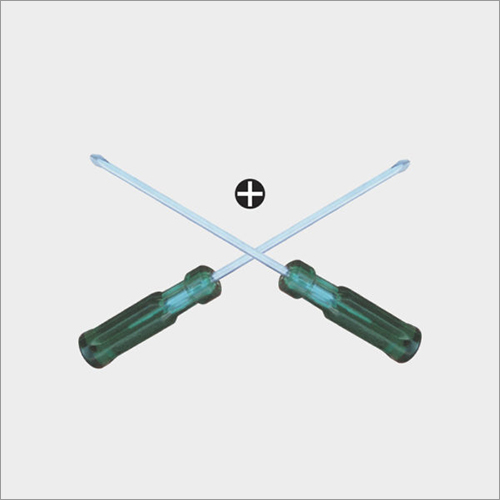 SCREW DRIVER PHILLIP PATTERN Green Transparent (G)