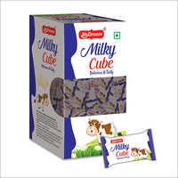 Milky Cube Delicious And Tasty Candy