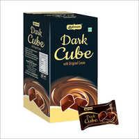 Dark Cube With Original Cocoa Candy