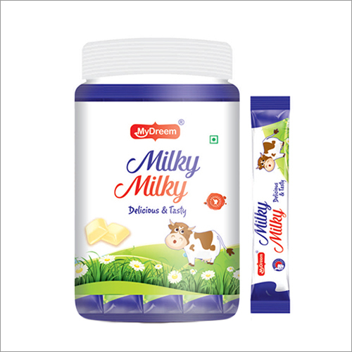 Milky Delicious And Tasty Chocolate