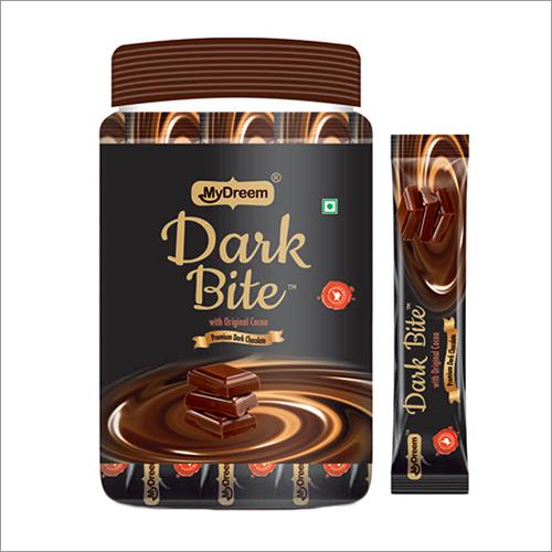 Dark Cube With Original Cocoa Chocolate