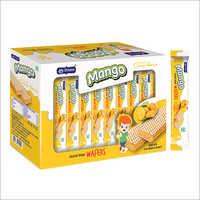Mango Delicious Creamy Wafers