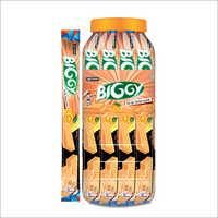 Orange Big Delicious Creamy Wafers