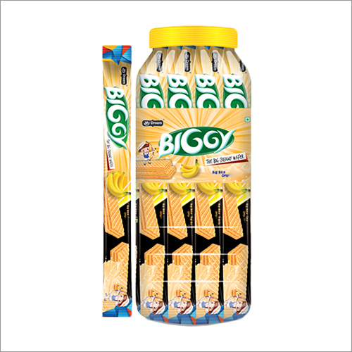 Banana Big Delicious Creamy Wafers