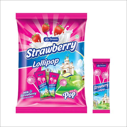 Strawberry Lolipop