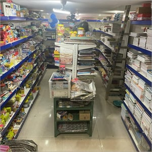 Stationery shop Racks