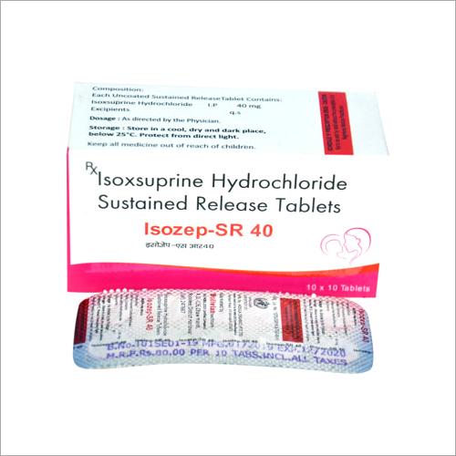 Isozep-SR Tablet