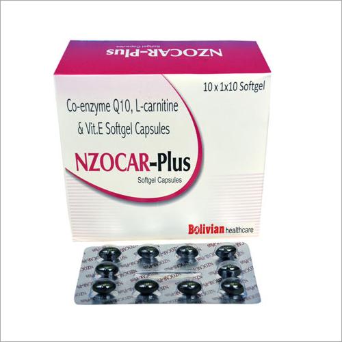 Nzocar-Plus Softgel Capsule