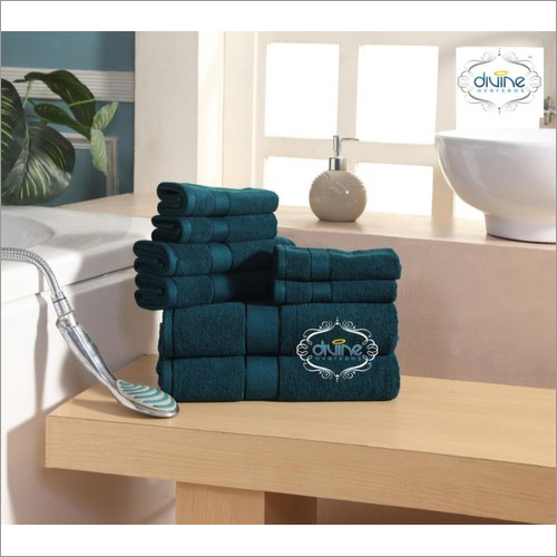 Elysian 8 Piece Towel Set