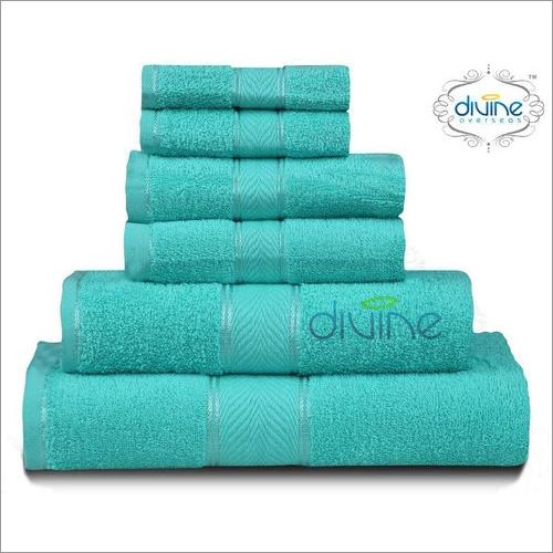 6 Piece Family Towel Set