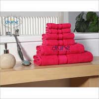 Plain Divine Elegance Towel Set