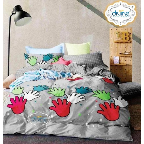 Kids Double Bedsheet
