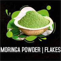 Moringa Powder-Flakes