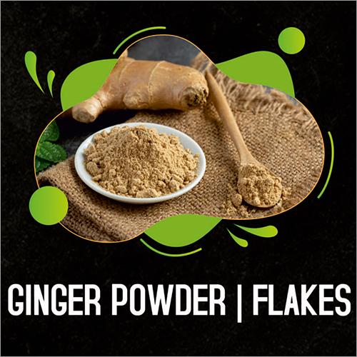 Ginger Flakes Powder