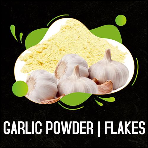Garlic Flakes Powder