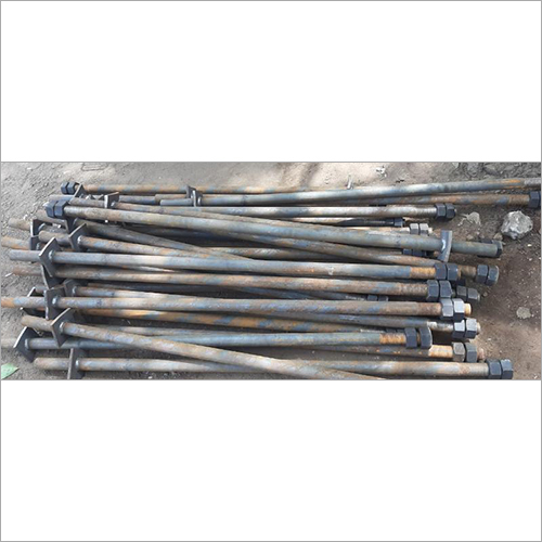 Foundation Bolts With Anchor Plate Grate 8