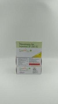 Puregraf  (Menotropin For Injection150 Iu)