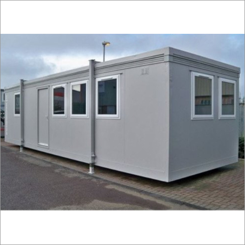 Omega Office Containers