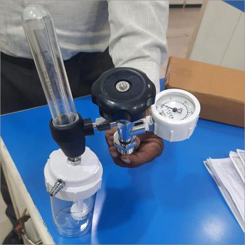 Oxygen Flow Meter F A Valve