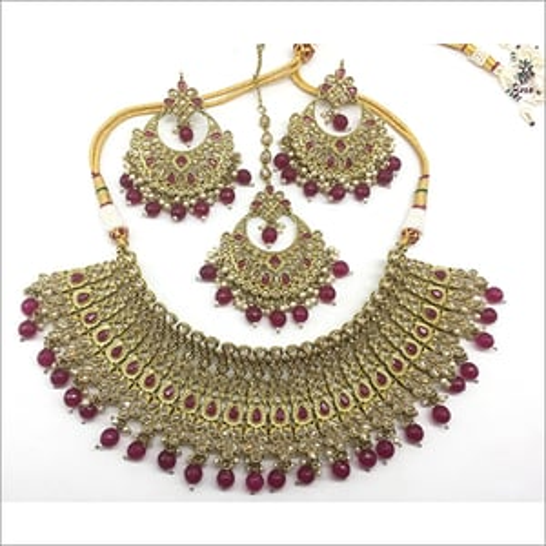 Ladies Bridal Necklace