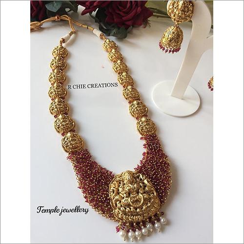 Ladies Temple Necklace