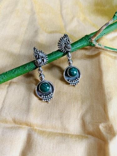 925. Designer Sterling Silver Earrings Gender: Women