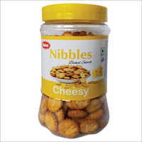 Nibbles Cheesy Biscuits