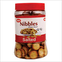 Nibbles Salted Biscuits