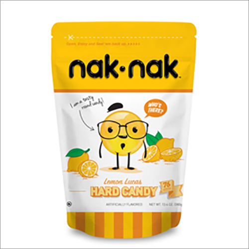 Nak Nak Lemon Candy