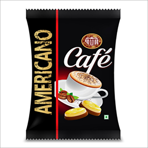 Americano Cafe Coffee Candy Pouch