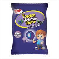 Gum Filled & Tongue Painter Lollipop