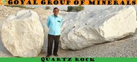 Quartz Decorative Rocks