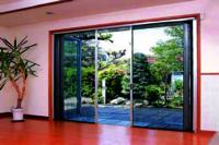 sliding mesh doors