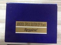 REGAINE (MINOXIDIL 5%W/V)